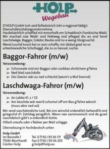 Baggor-Fahror g'sucht_2